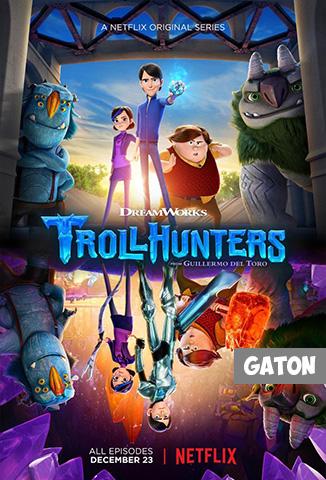 Trollhunters: Cuentos de Arcadia TEMPORADA 1 [Latino – Ingles] MEDIAFIRE