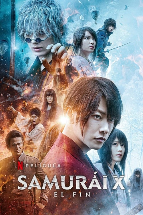 Samurái X: El fin 2021 [Latino – Japones] MEDIAFIRE
