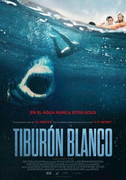 Tiburon Blanco 2021 [Latino – Ingles] MEDIAFIRE