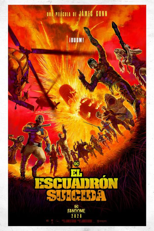 El Escuadrón Suicida 2 ´2021´ [Latino – Ingles] MEDIAFIRE