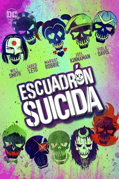Escuadrón Suicida 2016 [Latino – Ingles] MEDIAFIRE
