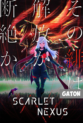 Scarlet Nexus TEMPORADA 1 [Latino – Japones] MEDIAFIRE