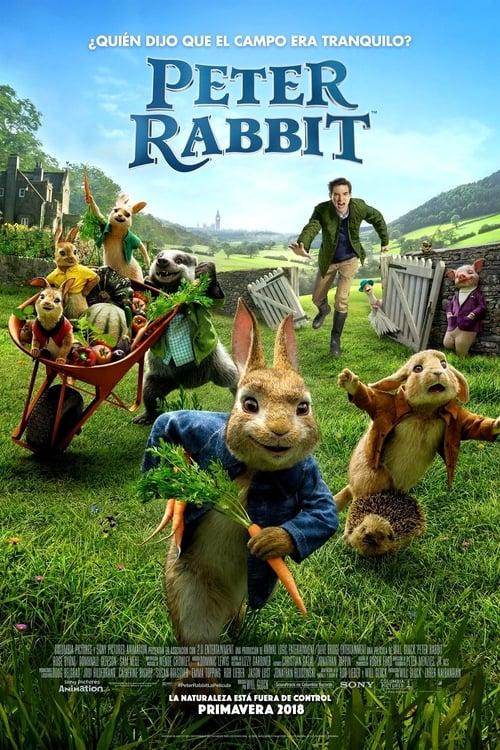 Las travesuras de Peter Rabbit 2018 [Latino – Ingles] MEDIAFIRE