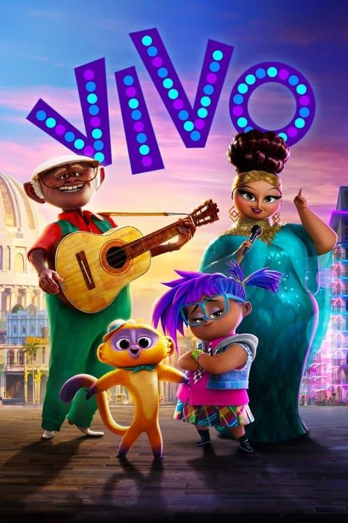 Vivo 2021 [Latino – Ingles] MEDIAFIRE