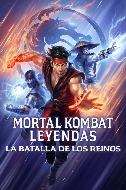 Mortal Kombat Leyendas: La batalla de los reinos 2021 [Latino – Ingles] MEDIAFIRE