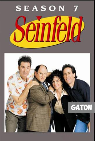 Seinfeld TEMPORADA 7 [Latino – Ingles] MEDIAFIRE