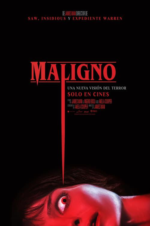 Maligno 2021 [Latino – Ingles] MEDIAFIRE