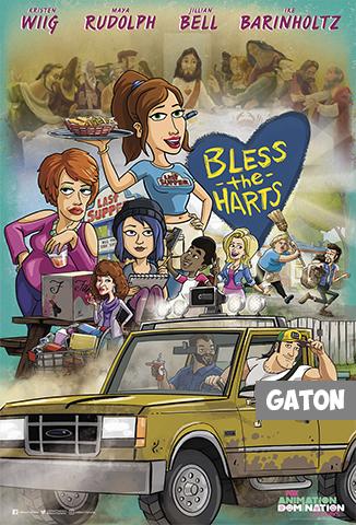 Bless the Harts TEMPORADA 2 [Latino – Ingles] MEDIAFIRE