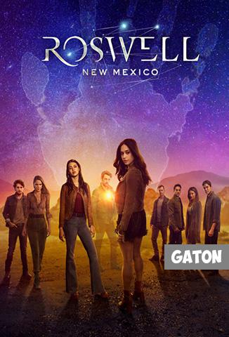 Roswell New Mexico TEMPORADA 2 [Latino – Ingles] MEDIAFIRE