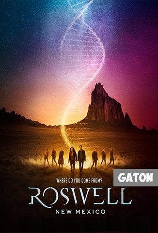 Roswell New Mexico TEMPORADA 3 [Latino – Ingles] MEDIAFIRE