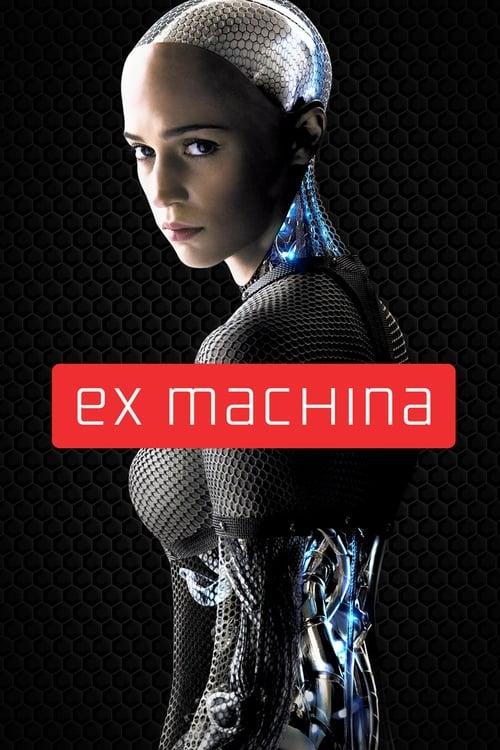 Ex Machina 2015 [Latino – Ingles] MEDIAFIRE