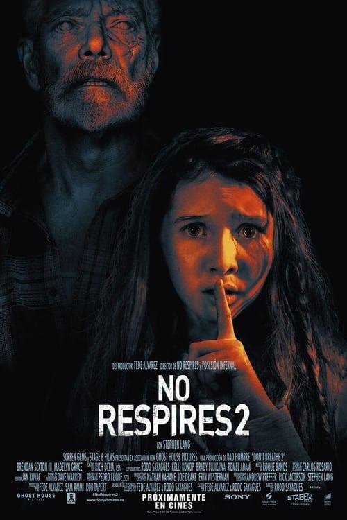 No Respires 2 ´2021´ [Latino – Ingles] MEDIAFIRE