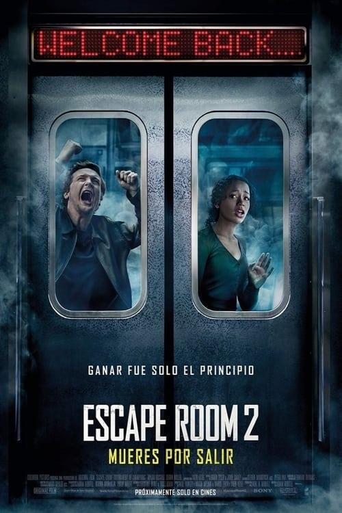 Escape Room 2: Reto mortal 2021 [Latino – Ingles] MEDIAFIRE