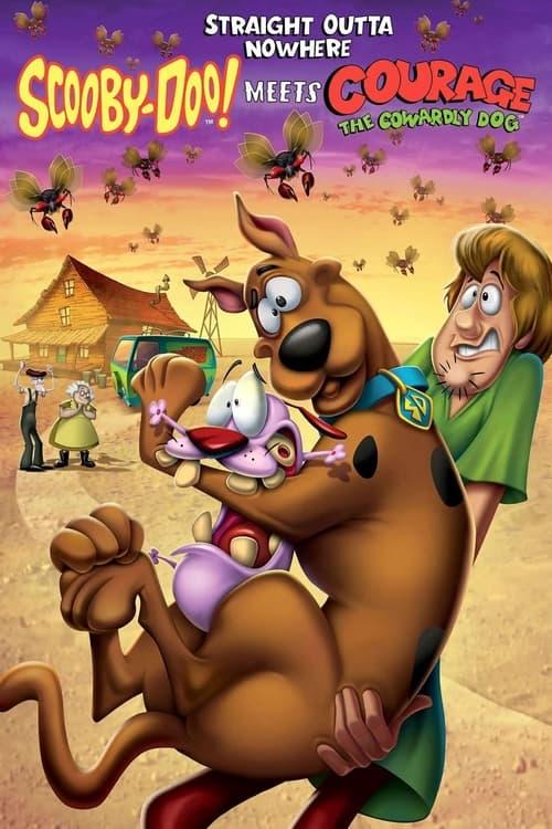 De la nada: ¡Scooby-Doo! Conoce a Coraje, el Perro Cobarde 2021 [Latino – Ingles] MEDIAFIRE