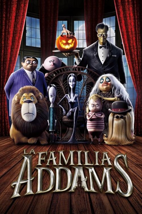 Los locos Addams 2019 [Latino – Ingles] MEDIAFIRE