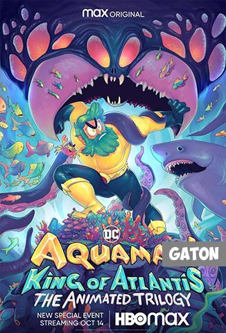 Aquaman: King of Atlantis TEMPORADA 1 [Latino – Ingles] MEDIAFIRE