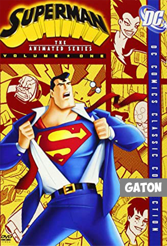 Superman: la serie animada TEMPORADA 1 [Latino – Ingles] MEDIAFIRE