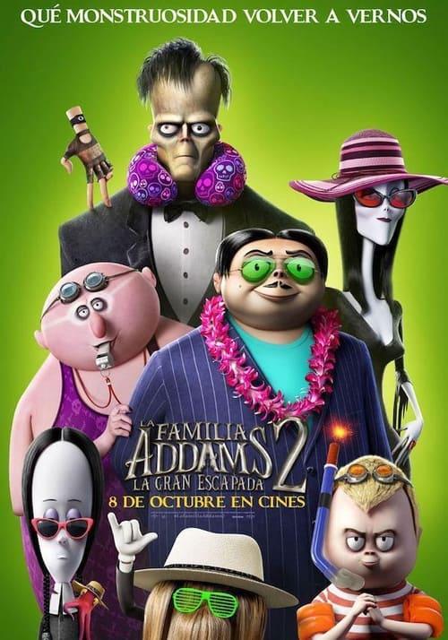 Los locos Addams 2 ´2021´ [Latino – Ingles] MEDIAFIRE